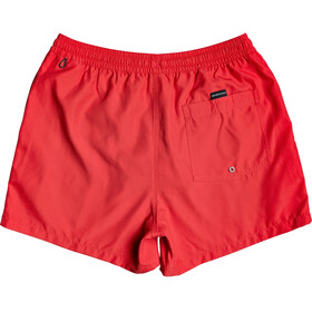 Quiksilver Everyday Volley 15 Pantaloncini Uomo, high risk red